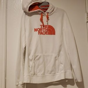 Soft cozy North Face hoodie